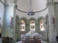 Altar Iglesia Capuccinos coro, Vina del Mar